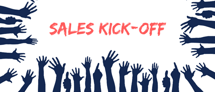 5 Must-Haves to Nail Your Sales Kick-Off Meeting